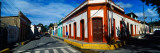 Buildings Along a Street, Carupano, Sucre State, Venezuela Wall Decal by  Panoramic Images