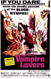 The Vampire Lovers Masterprint