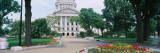 State Capital Building, Madison, Wisconsin Wall Decal by  Panoramic Images