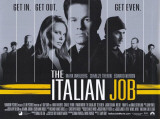 The Italian Job Masterprint