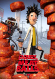 Cloudy with a Chance of Meatballs Masterprint