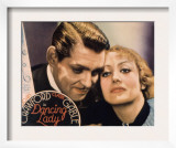 Dancing Lady, Clark Gable, Joan Crawford, 1931 Prints