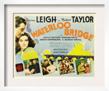 Waterloo Bridge, Robert Taylor, Vivien Leigh, 1940 Posters