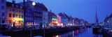 Copenhagen, Denmark Wall Decal by  Panoramic Images