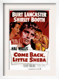 Come Back, Little Sheba, Burt Lancaster, Shirley Booth, 1952 Posters