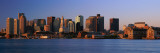 Dawn, Boston, MA Wall Decal by  Panoramic Images