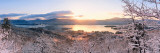 Lake George Bolton Landing, Adirondacks, NY Wall Decal by  Panoramic Images