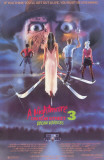 A Nightmare on Elm Street 3: Dream Warriors Lámina maestra