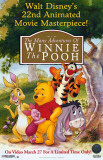 Many Adventures of Winnie the Pooh マスタープリント