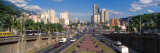 Traffic On Roads, Caracas, Venezuela Wall Decal by  Panoramic Images