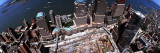 Aerial View of a City, Former World Trade Center Site, New York City, New York Autocollant mural par  Panoramic Images