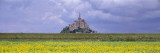 Mont Saint Michel (Bretagne/Brittany) Normandy, France Wall Decal by  Panoramic Images