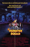 The Monster Squad Masterprint