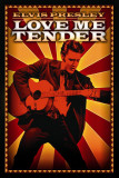 Love Me Tender Masterprint
