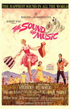 The Sound of Music Affiche originale