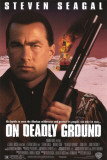 On Deadly Ground Masterprint