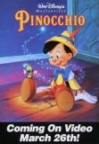 Pinocchio Serigraph