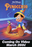 Pinocchio Serigraph by Unknown 