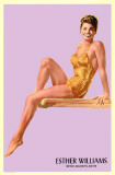 Esther Williams Masterprint