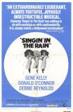 Zpívání v dešti / Singin' in the Rain, 1952 (filmový plakát vangličtině) Masterprint