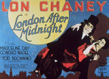 London After Midnight Reprodukcja arcydzieła