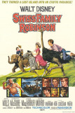 Swiss Family Robinson Masterprint