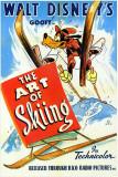 The Art of Skiing Masterprint