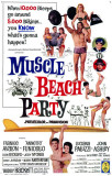 Muscle Beach Party Masterprint