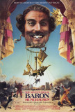 The Adventures of Baron Munchausen Masterprint