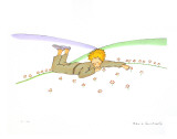 The Little Prince Dreaming (Le Reve) Limited Edition by Antoine de Saint-Exupéry