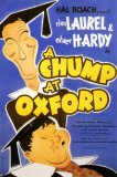 A Chump At Oxford Masterprint