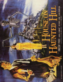 House On Haunted Hill Masterprint