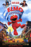 Elmo in Grouchland Masterprint
