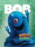 Monsters vs. Aliens Masterprint