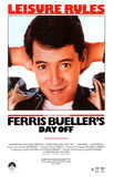 Ferris Bueller&#39;s Day Off Masterprint