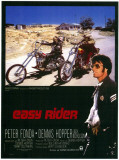 Easy Rider, film avec P. Fonda et D. Hopper, 1969 Reproduction image originale