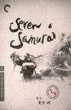 De syv samuraier Masterprint
