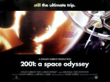 2001: A Space Odyssey Masterprint