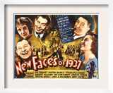 New Faces of 1937 Posters