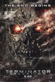 O Exterminador do Futuro: A Salvação Impressão de alta qualidade