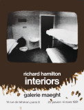 Interiors Collectable Print by Richard Hamilton