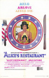 Alice's Restaurant Masterprint