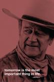 John Wayne-Tomorrow Posters