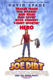 The Adventures of Joe Dirt Masterprint