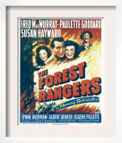 The Forest Rangers, 1942 Art