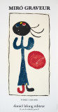 Graveur Collectable Print by Joan Miró