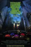 Tortugas Ninja Mutantes Adolescentes, película Lámina maestra