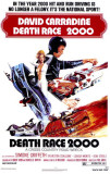 Death Race 2000 Masterprint