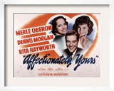 Affectionately Yours, Merle Oberon, Dennis Morgan, Rita Hayworth, 1941 Prints