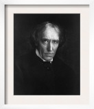 Henry Irving English Stage Actor, Was the First Actor to Be Knighted by Queen Victoria, 1895 Art